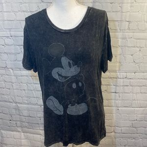 DISNEY Distressed Mickey Tee
